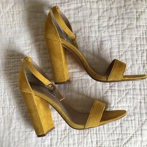 Steve Madden high block heel